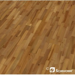 Scheucher Woodflor 182 Cherry eur. Steamed Structure Parquet Flooring