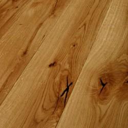 Oak Wild Plank 2-Layer Parquet Natural oiled