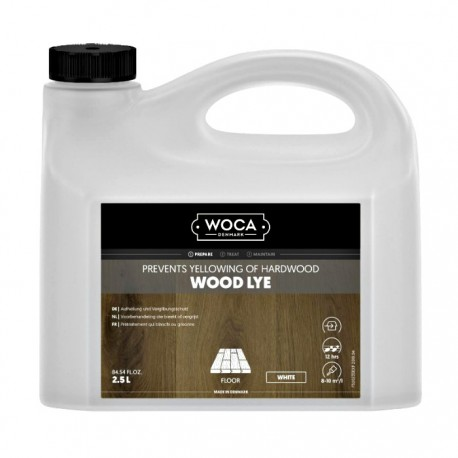 WOCA Wood Lye white 2,5L