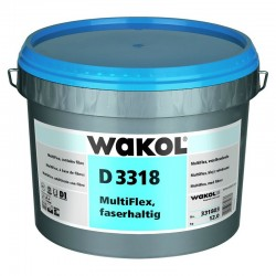 WAKOL D 3318 Multiflex Fiber Containing - 6 Kg - 13 Kg