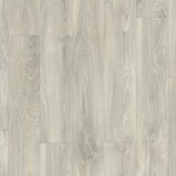 Soft Grey Oak Pergo Rigid Click Vinyl Premium / Optimum