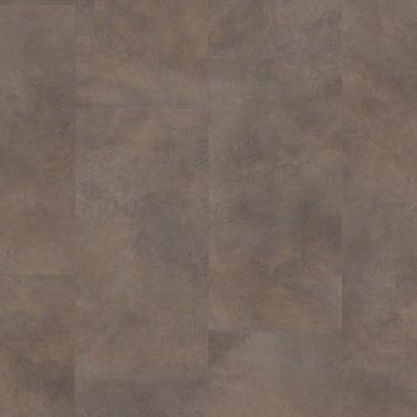 Oxidized Metal Concrete Pergo Rigid Click Vinyl Tiles Premium / Optimum