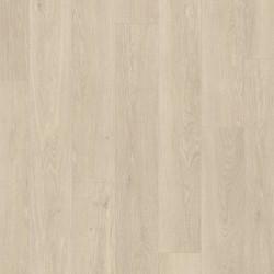 Beige Washed Oak Pergo Glue Vinyl Design Floor
