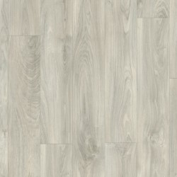 Soft Grey Oak Pergo Glue Vinyl Design Floor