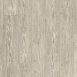 Light Grey Chalet Pine Pergo Glue Vinyl Design Floor