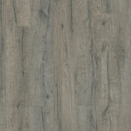 Grey Heritage Oak Pergo Glue Vinyl Design Floor