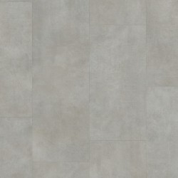Warm Grey Concrete Pergo Glue Vinyl Tiles Design Floor