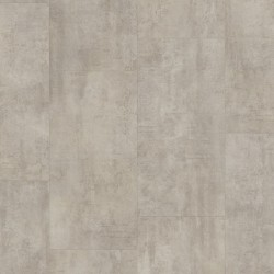 Light Grey Travertin Pergo Glue Vinyl Tiles Design Floor