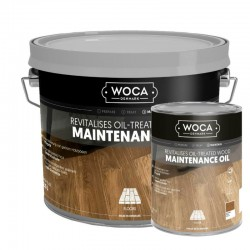 WOCA Maintenance Oil Natural 1L, 2,5L