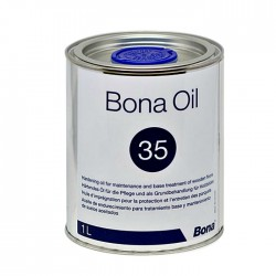 Bona Carls Oil 35 Parkett Öl Pflegeöl 1L