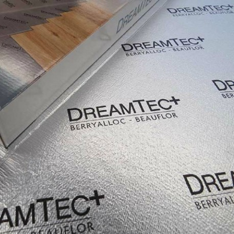 BerryAlloc DreamTec+ Plus Trittschalldämmung Dämmunterlage
