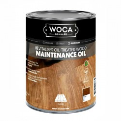 WOCA Maintenance Oil Brown - 1L