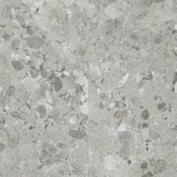 Terrazzo Light Grey BerryAlloc Pure Vinyl Tiles