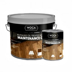 WOCA Maintenance Oil White - 1L - 2,5L