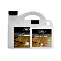 WOCA Oil Refresher Natural 1L, 2,5L