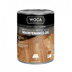 WOCA Maintenance Oil Extra white