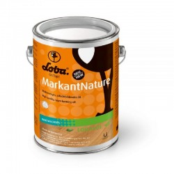 Loba MarkantNature Hartwachs Öl mit Rohholzeffekt  750 ml - 2,5 L