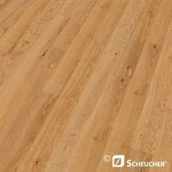 Oak Knotty Multiflor 1800 Plank Scheucher