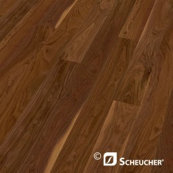 Black Walnut Natur Scheucher Woodflor 182 Parquet Plank