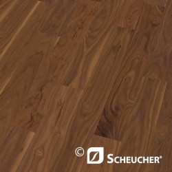 Nuss Natur Scheucher Woodflor 140 Landhausdiele