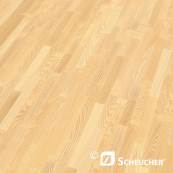 Scheucher Woodflor 182 Ash Nature Parquet Flooring