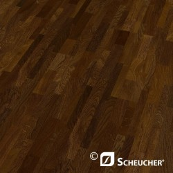 Scheucher Woodflor 182 Smoked Oak Nature Parquet Flooring