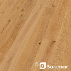 Oak Knotty Scheucher Woodflor 182 Parquet Plank