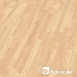 Scheucher Woodflor 182  Hard Maple Nature Parquet Flooring