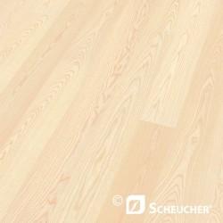 Esche Natur Perla Scheucher Woodflor 182 Parkett Landhausdiele