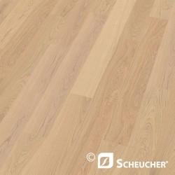 Oak Nature Bianca Multiflor 1200 Plank Scheucher Parquet Flooring
