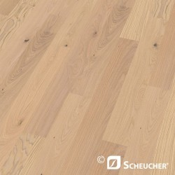 Oak Knotty Bianca Multiflor 1200 Plank Scheucher