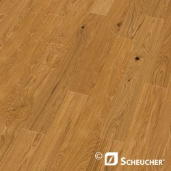 Oak Knotty Akzent Multiflor 1200 Plank Scheucher