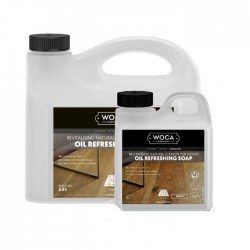 WOCA Oil Refresher soap White 1L 2,5L