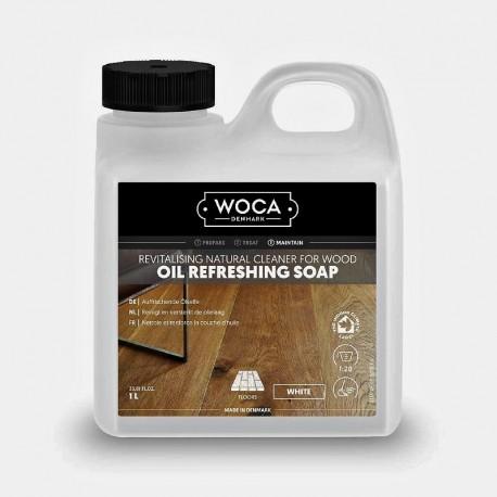 WOCA Oil Refresher White 1L, 2,5L