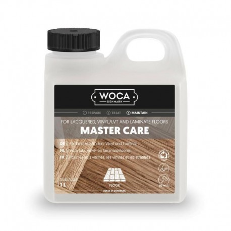 WOCA Master Care - Vinyl and Lacquer Care