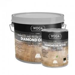 WOCA Diamond Oil Active Carbon black
