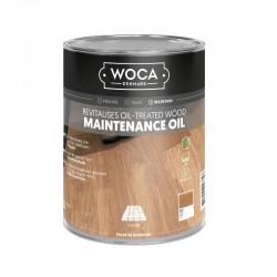 WOCA Maintenance Oil Grey - 1L