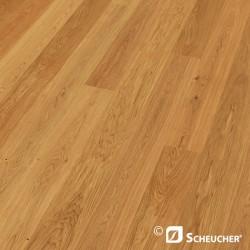 Oak Natur Scheucher Woodflor 182  Plank beveled oiled SEDA