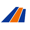 MDF Skirting white Cube 40mm