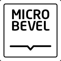 Micro bevel