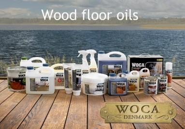 Woca Woodfloor Oils